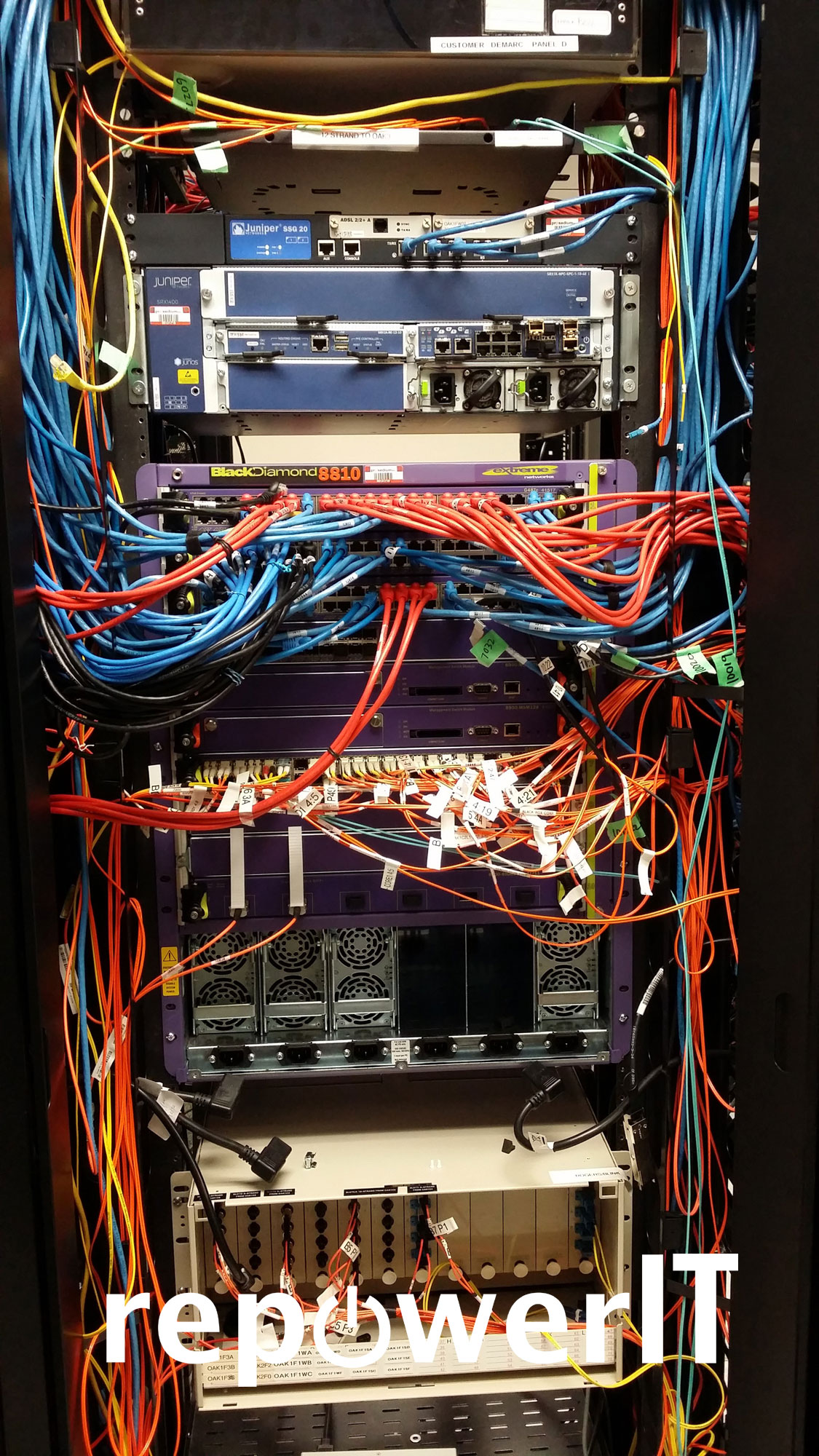 Buy & Sell Used IT Equipment - Datacenter Liquidation